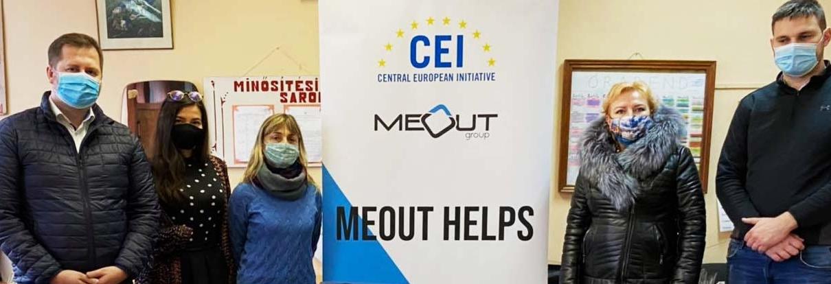 MeOut Helps Kárpátalján
